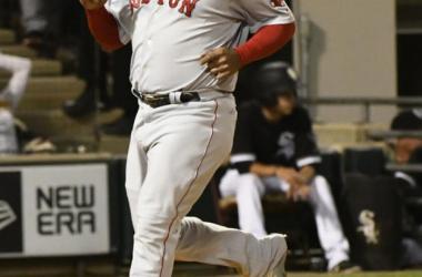 Sandoval quiere rendir a lo largo de la temporada / Foto: Boston.com