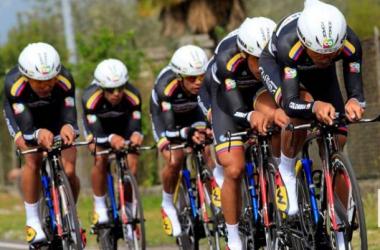 Resultados primera etapa Vuelta a Colombia 2014