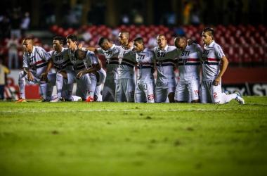 São Paulo esquece derrota para o Corinthians e foca na Libertadores