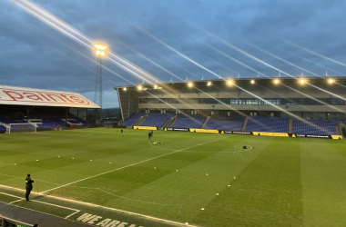 Oldham Athletic 2-1 Exeter City: Keith Curle records first win as Latics manager