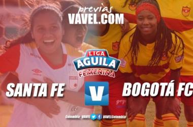 Previa Santa Fe Femenina vs Bogotá Femenina: Las actuales campeonas buscan su primer triunfo en la Liga Femenina