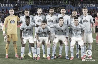 Las notas del Celta 2019/20