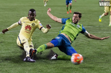 CONCACAF Champions League: Seattle Sounders FC vs Club America Photo Gallery