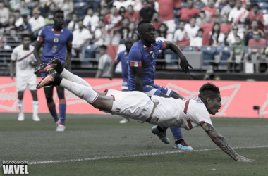 Copa America Centenario: Paolo Guerrero's goal enough for Peru to defeat Haiti in Seattle