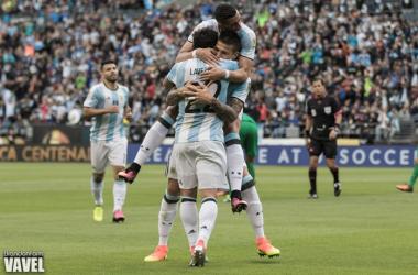 Copa America Centenario: Argentina runs Bolivia out of Seattle, Wins in dominate fashion