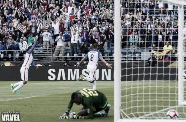 Estados Unidos pasa a semifinales || Imagen: Brandon Farris (VAVEL.com)