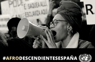 Cartel de invitación a la participación en las propuestas. | Imagen: Africandescendent-org
