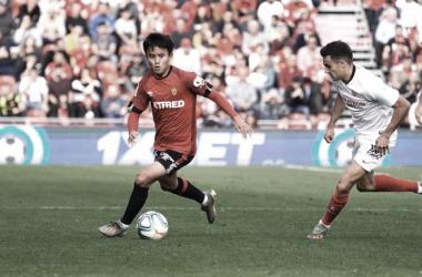 Take Kubo, cada vez más cerca del Sevilla FC