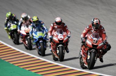 Este año, el GP de Alemania se celebrará del 18 al 20 de junio. Imagen: MotoGP