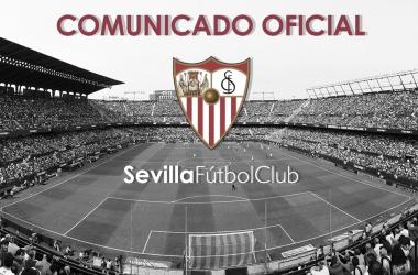 El Sevilla confirma un positivo por COVID-19 en la primera plantilla