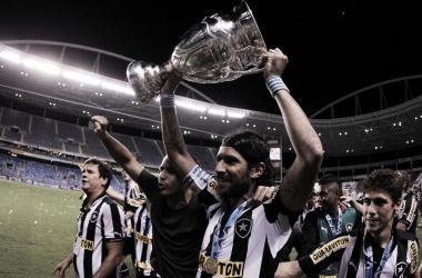 Comandado por Loco Abreu, Botafogo venceu Vasco e conquistou Taça Rio em 2012