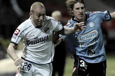 Último enfrentamiento entre ambos equipos- Belgrano 0- Quilmes 0