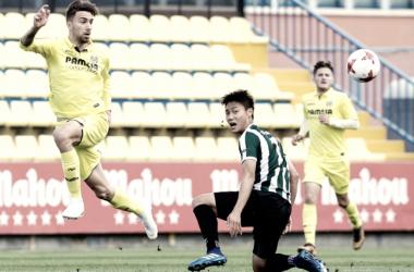 Darío Poveda / Foto: Villarreal CF