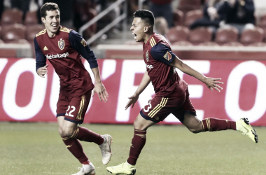 Real Salt Lake, a un paso de los PlayOff´s