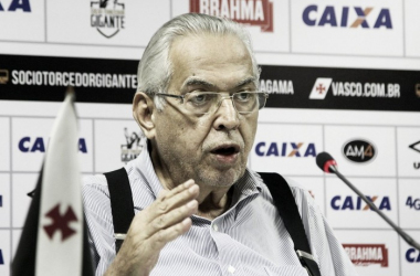 """Eurico Miranda fala sobre eleição e se defende: """"Não participei de absolutamente nada"""""""