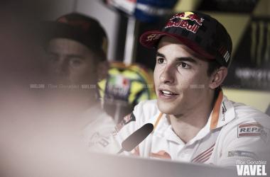 MotoGP - Austin: Marquez leader delle prime libere, Rossi subito dietro