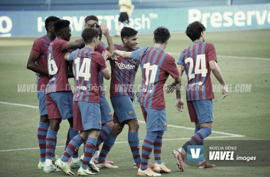 Barça vs Nàstic de Tarragona, amistoso de pretemporada 2021| Foto: Noelia Déniz- VAVEL