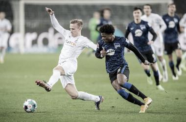 La 'unidad B' del Gladbach no puede con el Hertha