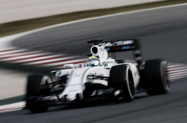Williams começa finalmente a mostrar o seu potencial (Foto: Williams)