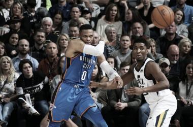 Guía Playoffs NBA 2018: Oklahoma City Thunder vs Utah Jazz, el duelo más salvaje del oeste