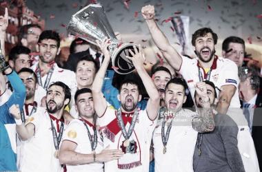 Sevilha conquista 5ª taça UEFA/Liga Europa da sua história.