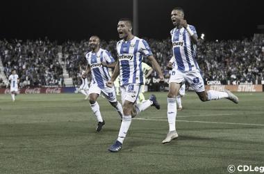 Divulgação/Leganés