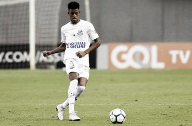 Robson Bambu está de malas prontas. Foto: Ivan Storti/Santos FC