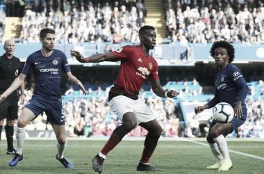 Com gol no fim, Chelsea consegue empate com Manchester United na Premier League
