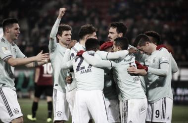 Foto: Reprodução/Bayern Munique