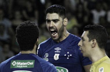 Sada Cruzeiro bate Maringá e avança para à final da Copa Brasil de Vôlei