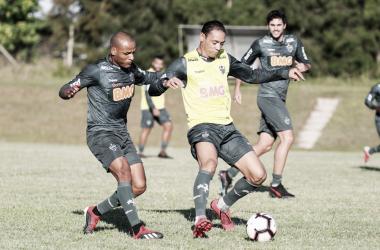 Com força máxima, Atlético-MG enfrenta Defensor-URU pela Libertadores