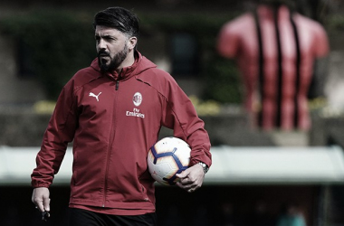 Gatusso treinador do Milan . (Foto: Divulgação/Milan)