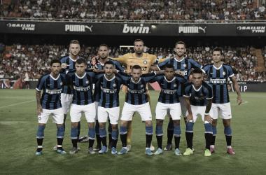 Sob o comando de Antonio Conte, a Internazionale vem com tudo para voltar aos tempos de glórias (Foto:Reprodução/Internazionale)