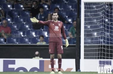 """Diego López: """"Los jugadores seguimos creyendo"""""""