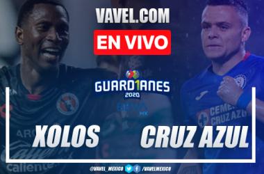 Goles y resumen: Xolos 1-2 Cruz Azul en Guardianes 2020