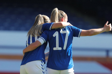 Everton Women 2-1 Chelsea Women: Valérie Gauvin header earns Toffees a place in the FA Cup Semi-finals