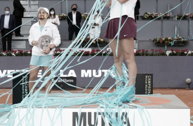 "<div><b style=""color: rgb(68, 68, 68); font-family: ""Open Sans"", Georgia, ""Times New Roman"", Times, serif; font-size: 19px; text-align: justify;"">Aryna Sabalenka Foto @MutuaMadridOpen</b><br></div>"