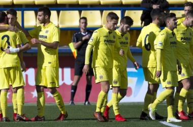 El Villarreal B sigue con su racha y le recorta puntos al líder