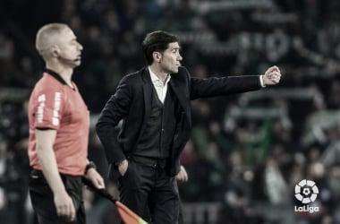 Marcelino García Toral nuevo entrenador del Athletic Club. Foto : Athletic Club