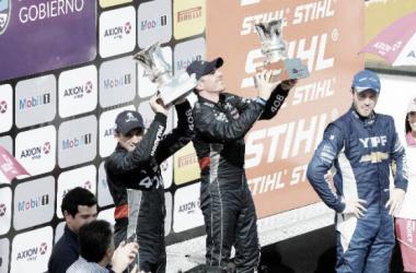 Foto del podio en Mendoza | Foto: Súper TC 2000