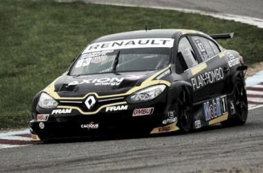 El Renault de los poleman | Foto: Súper TC 2000