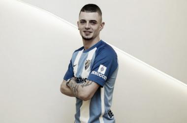 Lestienne, el único fichaje del Málaga que no ha debutado