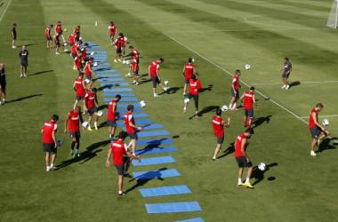 Foto: Ángel Gutiérrez - Club Atlético de Madrid.