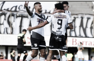 27/03/2021 All Boys 3-0 Ferro, Primera vuelta de la Primera Nacional (FOTO: CAAB)