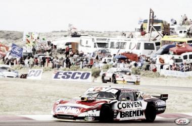 Rossi paseando por el trazzado | Foto: ACTC