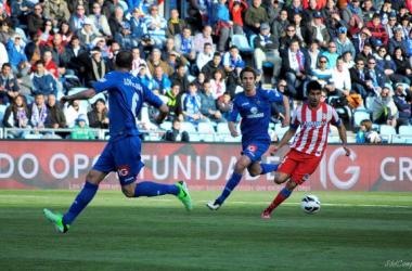 El Atlético de Madrid ha tomado la medida al Getafe como local