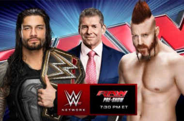 WWE RAW Preview 1/4/16