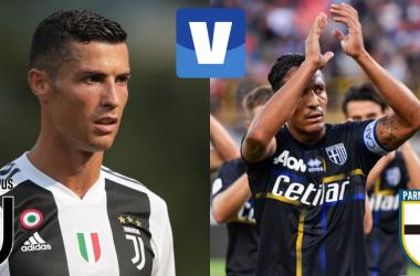 Grafica VAVEL. | Twitter ufficiali Juventus FC e Parma Calcio.