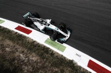 Valtteri Bottas en acción | Foto: Fórmula 1