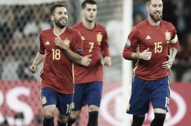 Eurocopa en blanco: Sergio Ramos fue el rey de la defensa